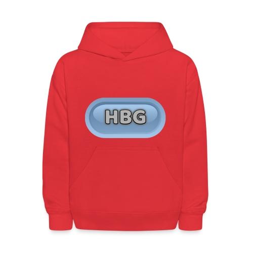 HBG CIRCLE DESIGN - Kids' Hoodie