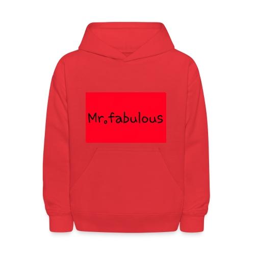 Fabulous - Kids' Hoodie