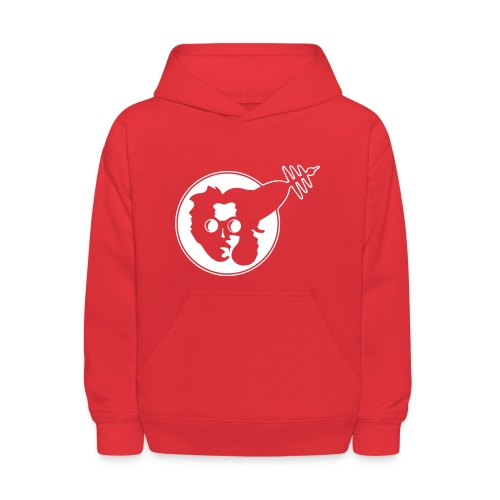 Banzai Raygun Logo - Kids' Hoodie
