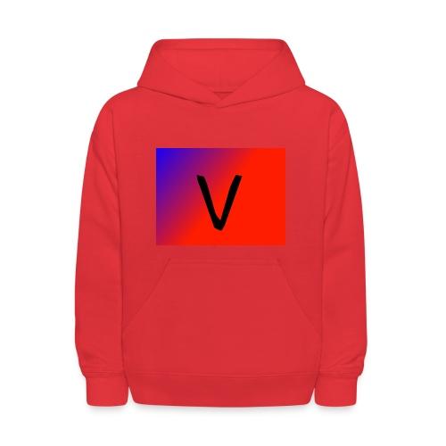 V for Vast - Kids' Hoodie