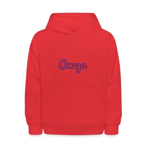 Omega Youth - Kids' Hoodie