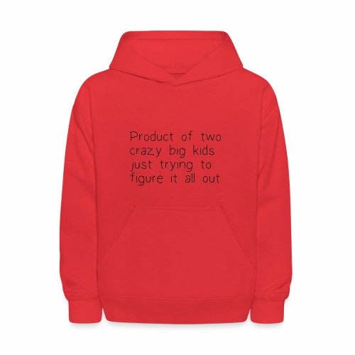 The product - Kids' Hoodie