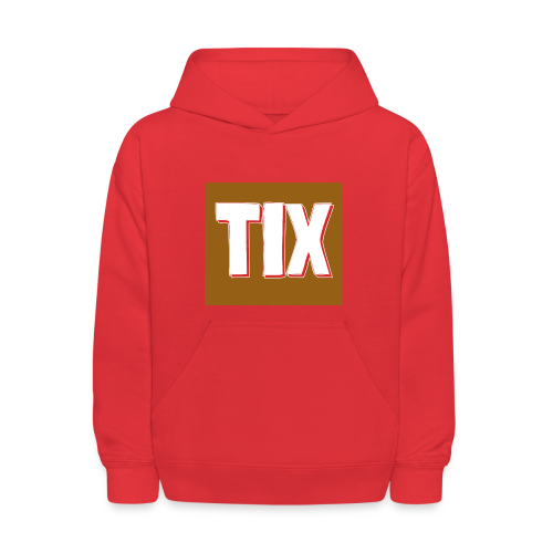 TIX Kid's T Shirt - Kids' Hoodie