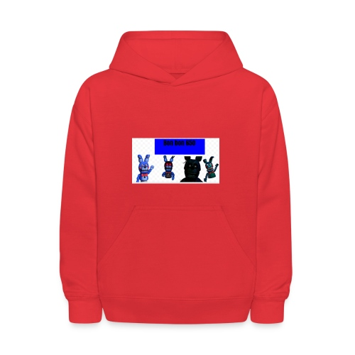 bon bon 650 1 2 3 4 hoodie - Kids' Hoodie