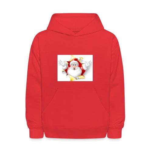 santa limited edition merch - Kids' Hoodie