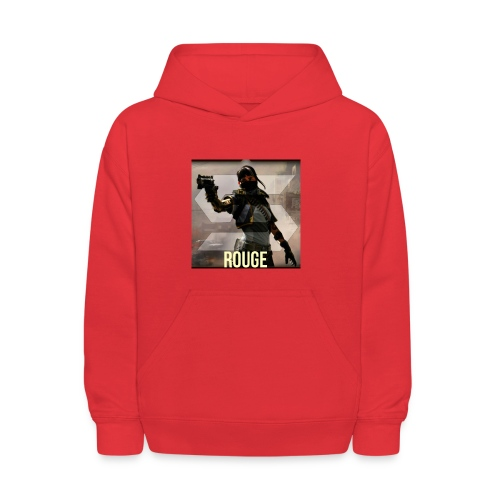 Synx Rouge Picture - Kids' Hoodie