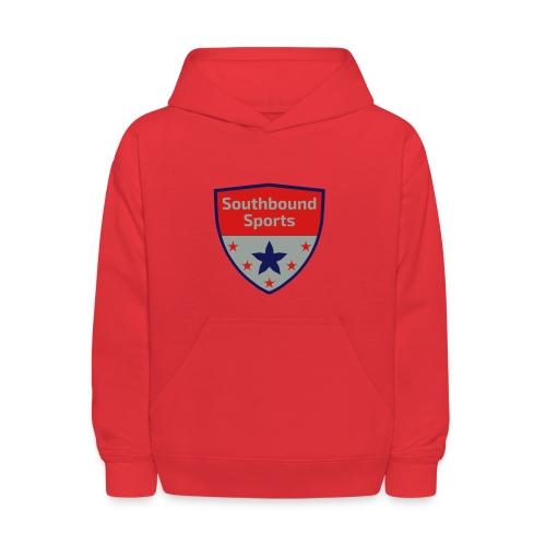 Southbound Sports Crest Logo - Kids' Hoodie