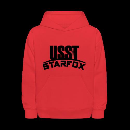 USST STARFOX Text - Kids' Hoodie