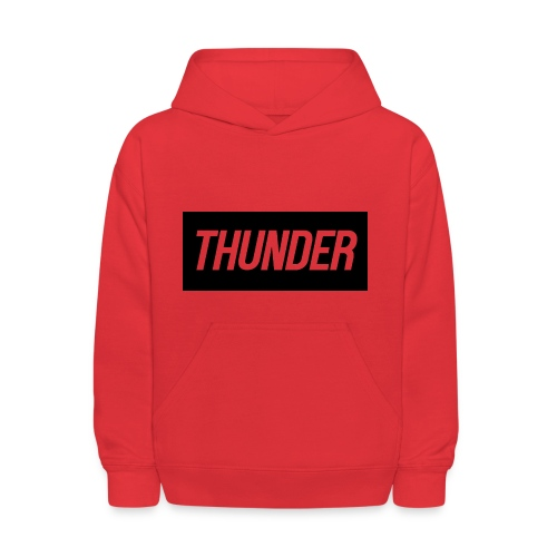 Thunder - Kids' Hoodie