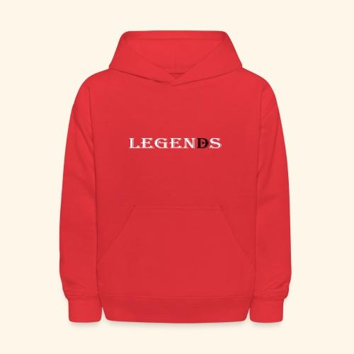 My Team The Legends - Kids' Hoodie