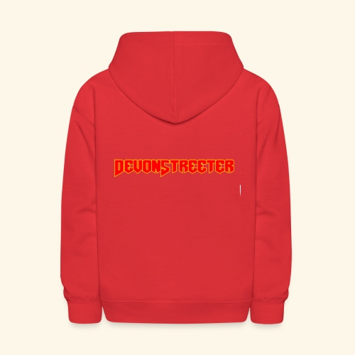 DreamBig (The Flash) Line - Kids' Hoodie