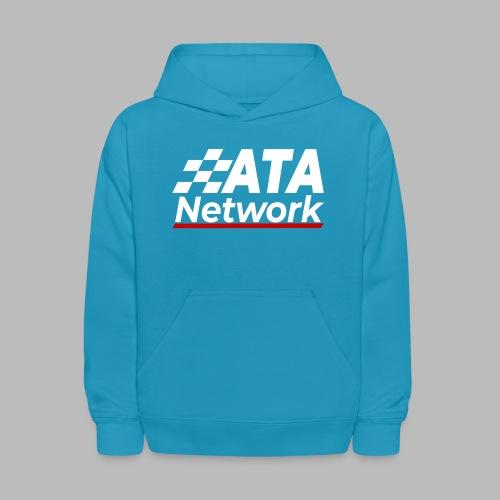 ATA Network Light Logo Vertical - Kids' Hoodie