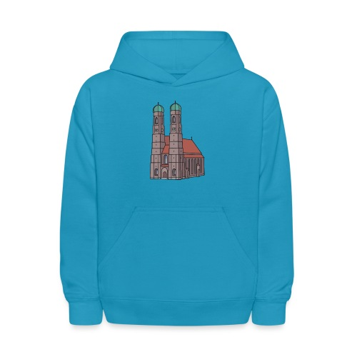 Munich Frauenkirche - Kids' Hoodie