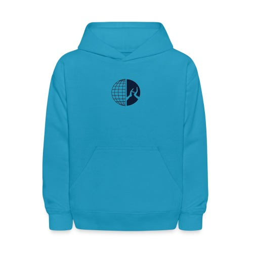 DMI Logo Dark Blue - Kids' Hoodie