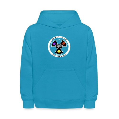 Pikes Peak Gamers Convention 2019 - Clothing - Kids' Hoodie