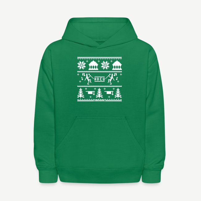 HBCU Ugly Christmas Sweater