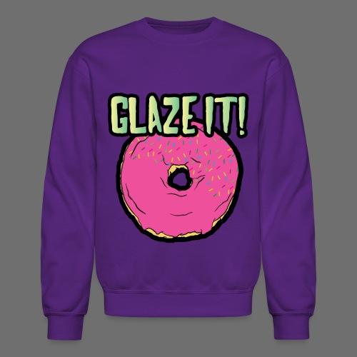 GLAZE it - Crewneck Sweatshirt