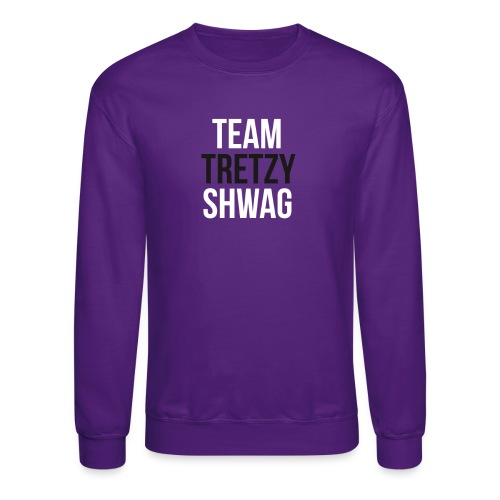 teamshwwag png - Unisex Crewneck Sweatshirt