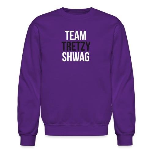 teamshwwag png - Crewneck Sweatshirt