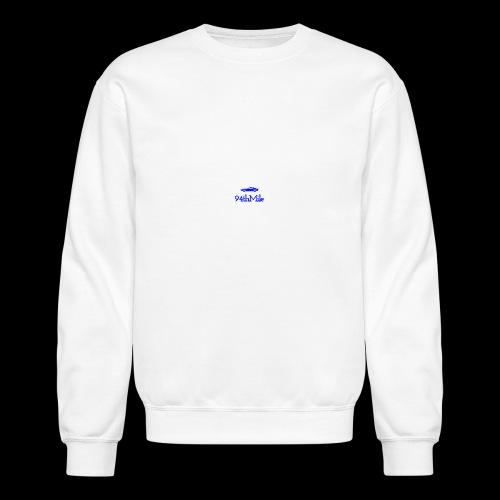 Blue 94th mile - Crewneck Sweatshirt