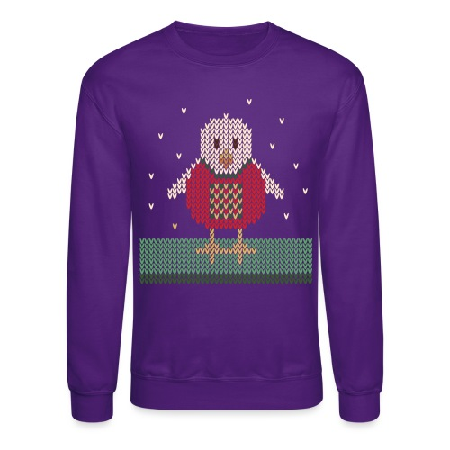 stitch chick - Unisex Crewneck Sweatshirt