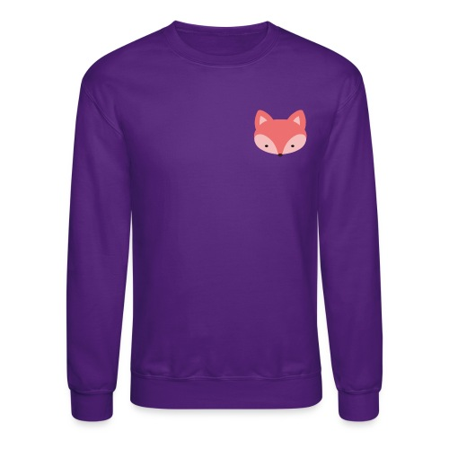 Fox Gift Logo - Crewneck Sweatshirt