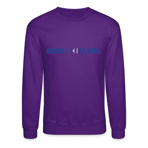 Iltis Ski Club text - Crewneck Sweatshirt