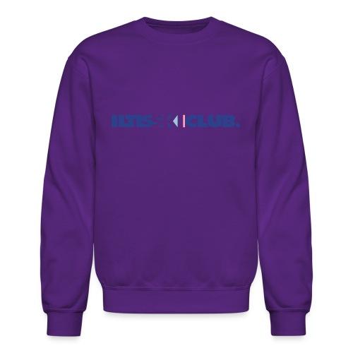Iltis Ski Club text - Unisex Crewneck Sweatshirt