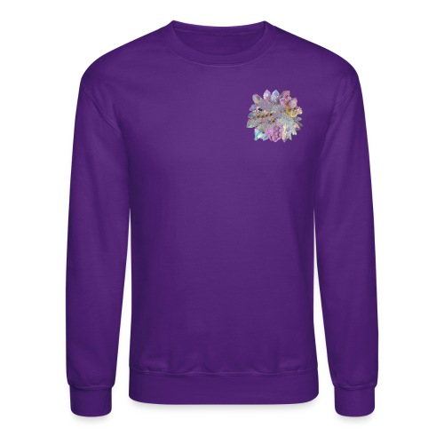 CrystalMerch - Crewneck Sweatshirt