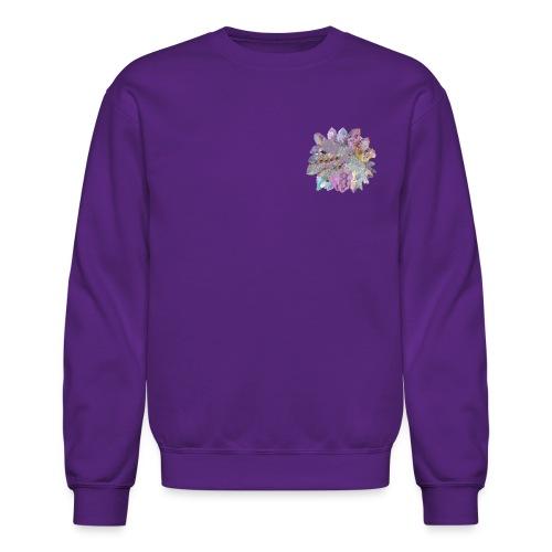 CrystalMerch - Crewneck Sweatshirt