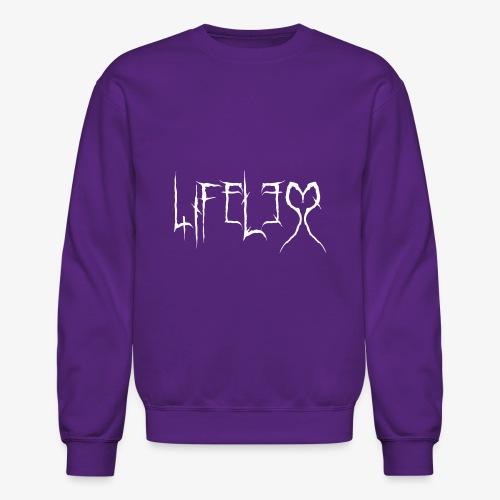 lifeless inv - Unisex Crewneck Sweatshirt