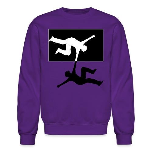BORDERLESS FRIENDS - Crewneck Sweatshirt