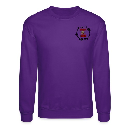 spicey kids logo - Crewneck Sweatshirt