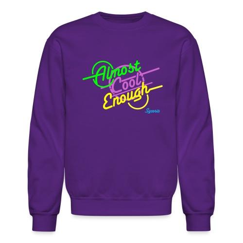 Almost Cool Enough Merch - Crewneck Sweatshirt