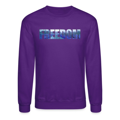 Freedom Photography Style - Crewneck Sweatshirt