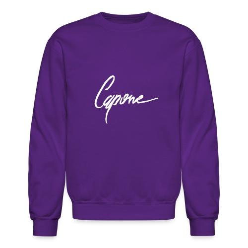 Capore final2 - Crewneck Sweatshirt