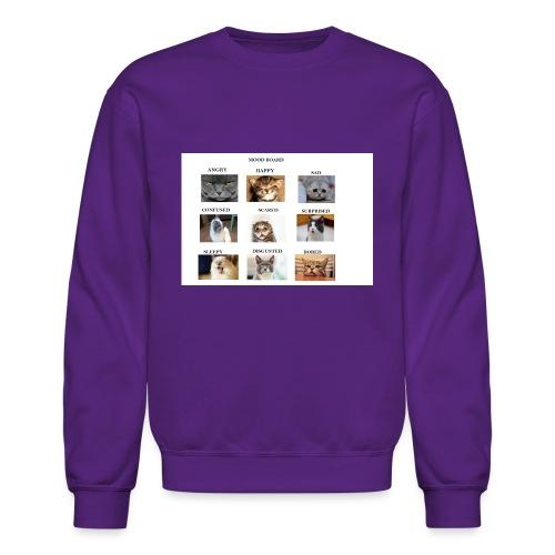 MOOD BOARD - Crewneck Sweatshirt