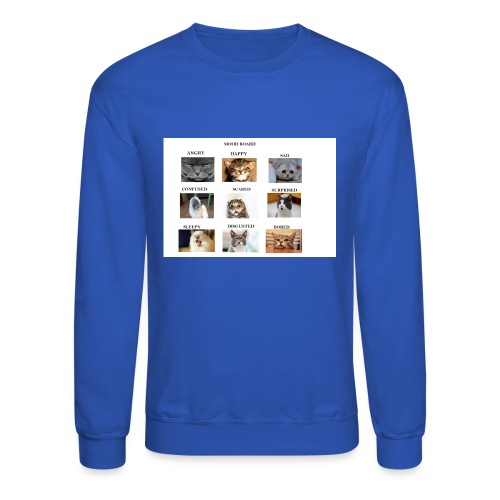 MOOD BOARD - Crewneck Sweatshirt
