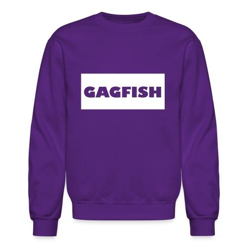 GAGFISH WIGHT LOGO - Crewneck Sweatshirt