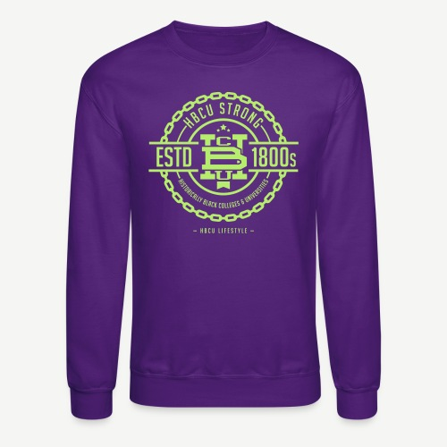 HBCU Strong - Unisex Crewneck Sweatshirt
