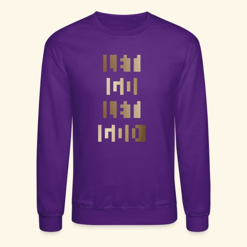 LET GO LET GOD LGLG #3 - Crewneck Sweatshirt