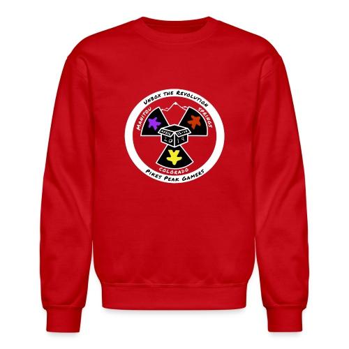 Pikes Peak Gamers Convention 2019 - Clothing - Crewneck Sweatshirt