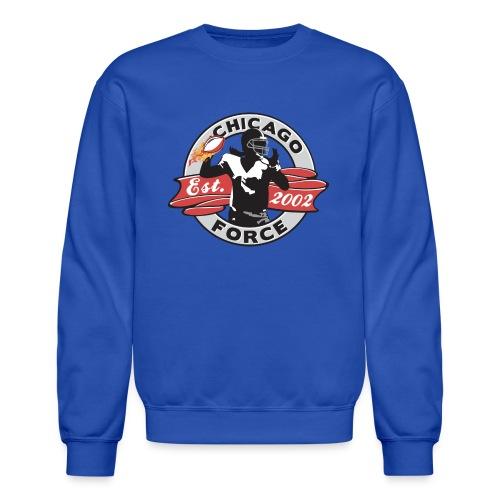 Established 2002 - Unisex Crewneck Sweatshirt