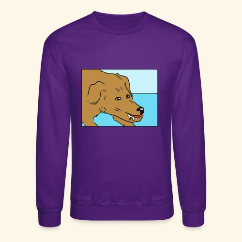 wikiHow dog - Crewneck Sweatshirt