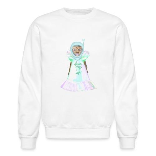 Beam Me Up - Unisex Crewneck Sweatshirt