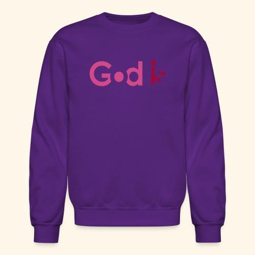 GOD IS #2 - Crewneck Sweatshirt