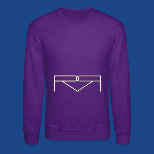 ronald renee gold 5 png - Crewneck Sweatshirt