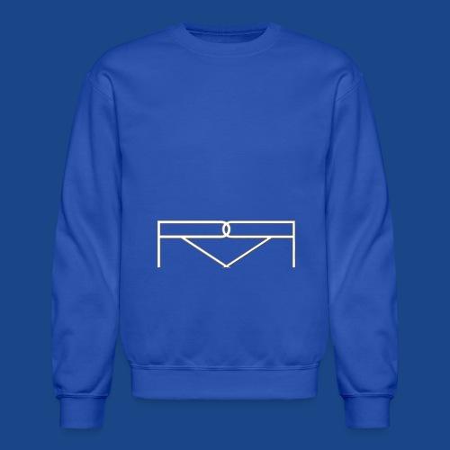 ronald renee gold 5 png - Crewneck Sweatshirt