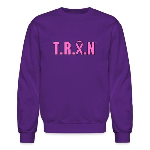 TRAN pink png - Crewneck Sweatshirt