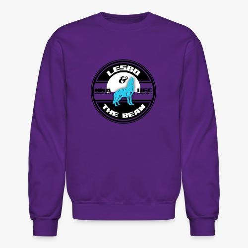 Lesbo and The Bean Logo - Crewneck Sweatshirt
